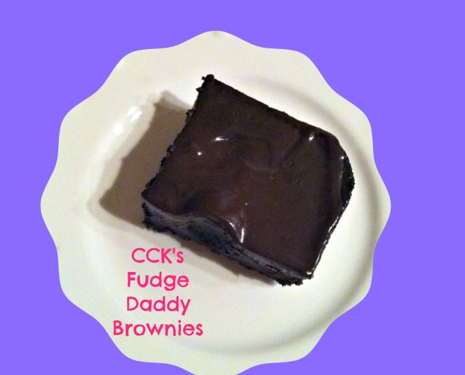 CCK's Fudge Daddy Brownies